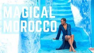 MAGICAL MOROCCO || TANGIER + CHEFCHAOUEN + MARRAKECH