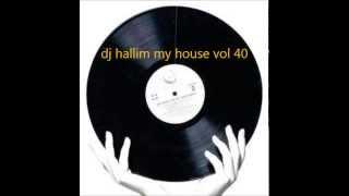Gambar cover my house vol 40 dj hallim