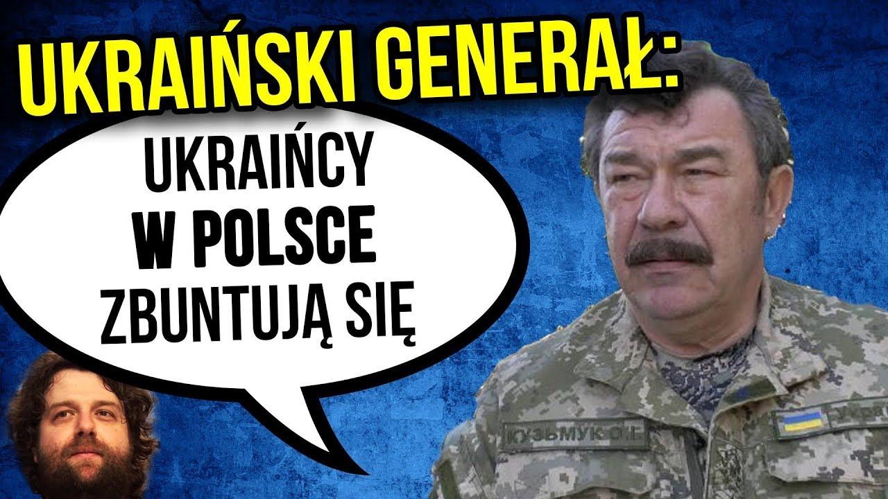 Ukraiński Generał – Ukraińcy w Polsce Zrobią BUNT! – Rząd Polski Nie Reaguje
