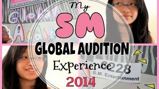 SM Global Audition 2014 Experience in Indonesia || It