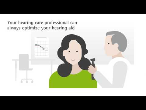 Tips to get used to your hearing aid – at work