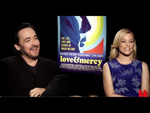 Love & Mercy: John Cusack and Elizabeth Banks on the life story of Brian Wilson