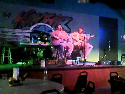 Wednesday open mic at The Hangar Bar & Grill Macon, Ga.
