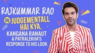 Rajkummar Rao on Judgementall Hai Kya, Kangana Ranaut, on working with Janhvi Kapoor and Dostana 2