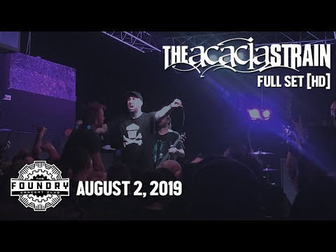 The Acacia Strain - Full Set HD - Live At The Foundry Concert Club