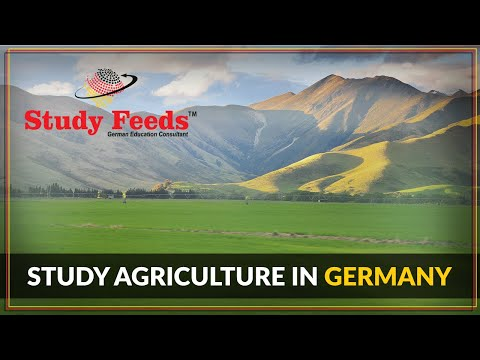 Agriculture in Germany | Study Agriculture in Germany