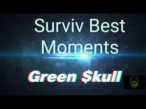 Surviv.io BEST MOMENTS Part #1 [2019]
