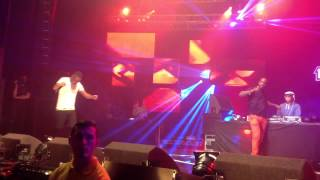 Wiley & Skepta - Can You Hear Me (Ayayaya)/Heatwave - 1xtra Live Manchester 2012