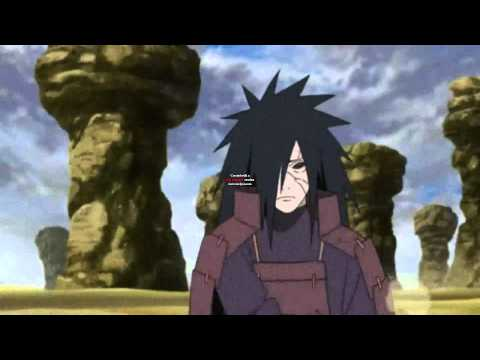 ═ Naruto Shippuden AMV ═ Madara vs. Shinobi Alliance ( Egypt Central - Over And Under )