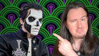 The Diabolical Genius of Ghost: Cirice guitar breakdown