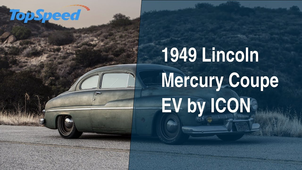 1949 Lincoln Mercury Coupe Ev By Icon Youtube