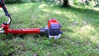 видео Триммер бензиновый Husqvarna 135R