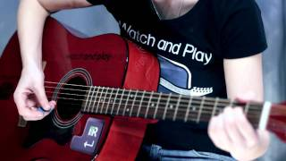 Видео аккорды Алиса - Трасса Е95 [Watch and Play]