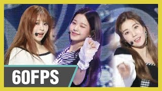 60FPS 1080P   IZ*ONE - Violeta, 아이즈원 - 비올레타 Show! Music Core 20190420