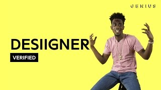 Desiigner got into the Halloween spirit this year by reviving a son...
