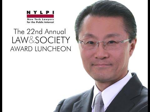 2015 Law & Society Honoree: Don Liu