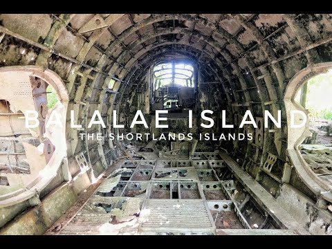 Japanese WW2 relics and idyllic islands in the Solomon Islands - Day 1