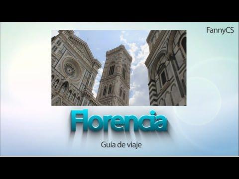 Florencia. Guía de Viaje | Florence (Firenze). Travel Guide