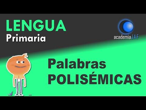 las-palabras-polisÉmicas-|-lengua-castellana-primaria