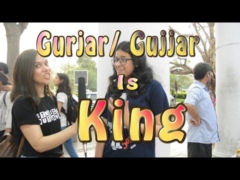 Gurjar / Gujjar Is King II Delhi On Gujjar/ Gurjar