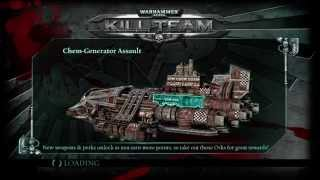 Warhammer 40000: Kill Team - SP Playthrough - Mission 1 - Part 1: Easy Enough Game... Right?