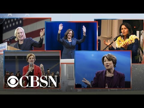 Women already making history in 2020 campaign