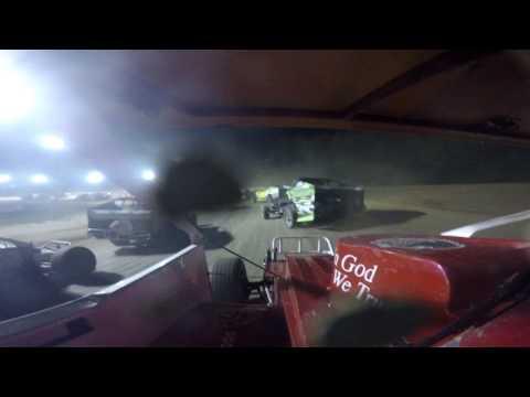 Albany Saratoga Speedway 7/21/17