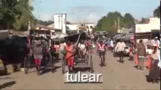 Madagascar,Nationale 7, Route du Sud, Tananarive, Tulear, Morondav