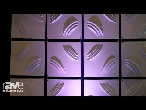 InfoComm 2015: Radius Talks About Drapescape 3D Backdrop