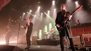 Scream For You (live premiere) - Mando Diao at Pustervik in Göteborg 27.10.2019
