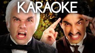 [KARAOKE ♫] Nikola Tesla vs Thomas Edison. Epic Rap Battles of History. [INSTRUMENTAL]