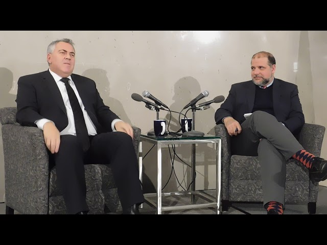 2/5/2018 Conversation with Ambassador Joe Hockey on Trade in the Asia-Pacific Region Pt. 2