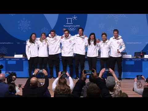 Oly-2018: US Snowboard halfpipe team aim for dominance at Games