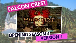 Falcon Crest Opening Theme Season 4 (Version 1)