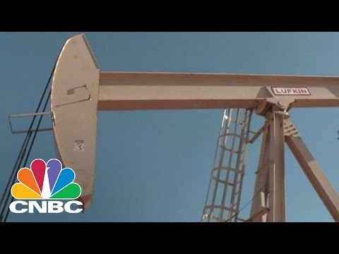 US Oil Reserves Top Both Saudi Arabia And Russia: Bottom Line   CNBC
