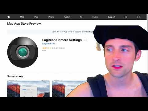 How to Change Logitech Camera Settings on Mac for Webcam C920 and C930e?
