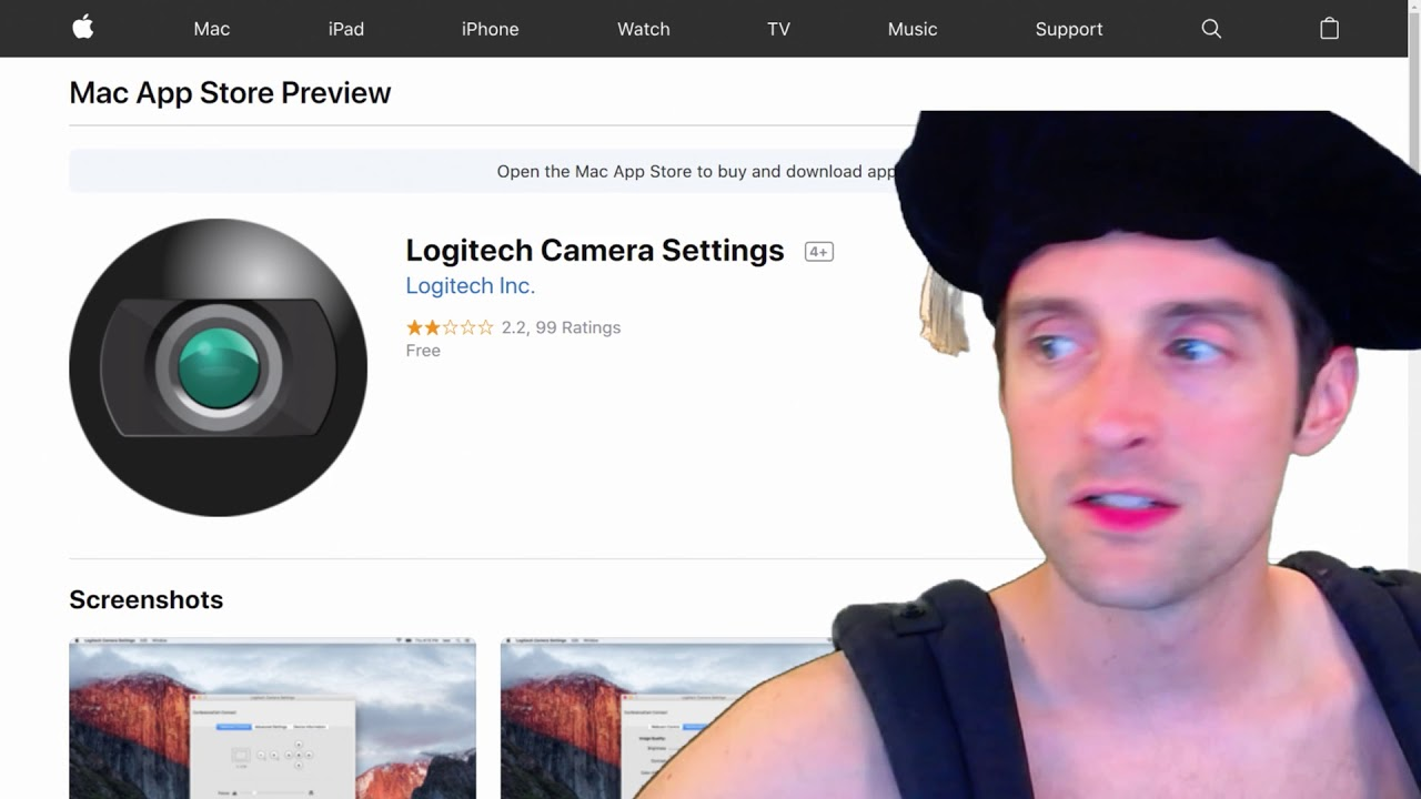 How to Change Logitech Camera Settings on Mac for Webcam