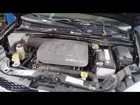 pentastar 3.6 engine tick resolved! FIXED!