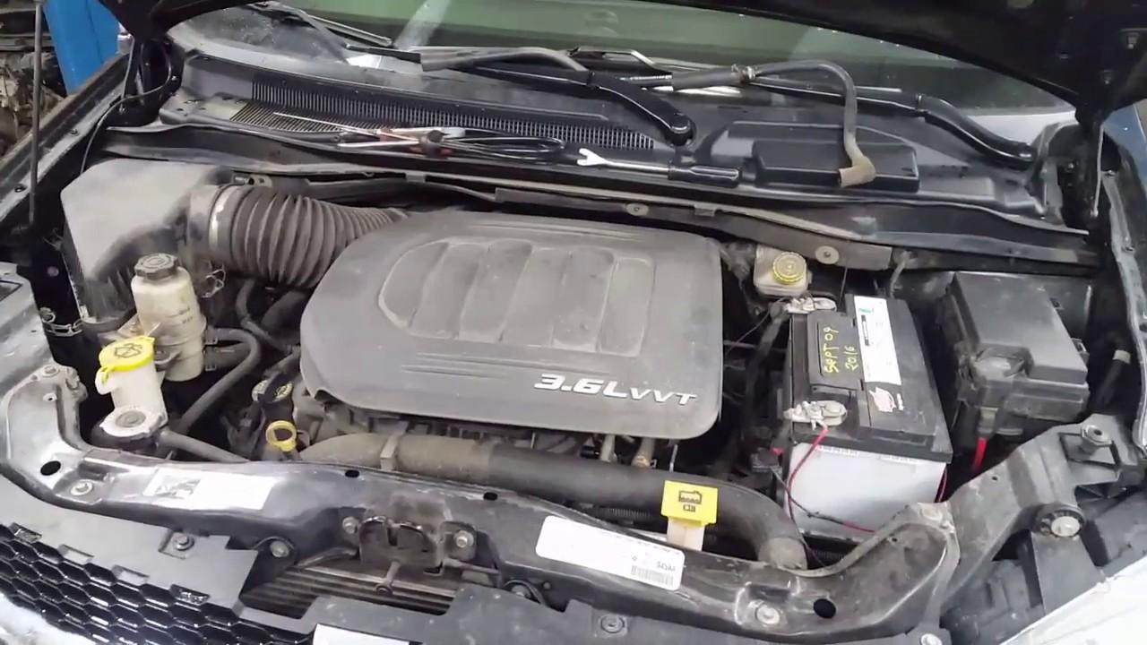 pentastar 3 6 engine tick resolved fixed  [ 1280 x 720 Pixel ]