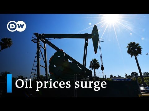 US killing of Iran's Soleimani pushes oil prices up, stocks down | DW News