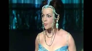 Безумная - Сара Монтьель (к-ф Королева Шантеклера Испания 1962 г.)