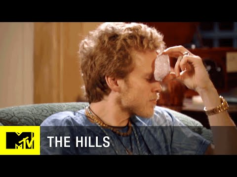 The Hills  'Spencer Pratt Channels His Anger Into Crystals'    MTV