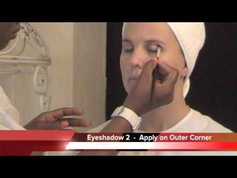 1st Solutions Image Consultant Certificate Course© Make Up Application