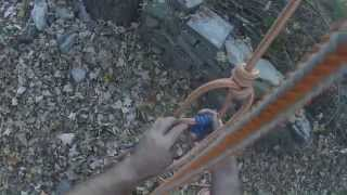 Video Rope ascending with the blakes hitch and foot loop aid part 1 download MP3, 3GP, MP4, WEBM, AVI, FLV Desember 2017
