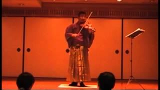 バイオリンエンターテイナーのマグナム小林です。擬音ネタや大正演歌、タ...