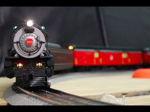 Lionel Legacy PRR K-4 #5453 With Long Haul Tender