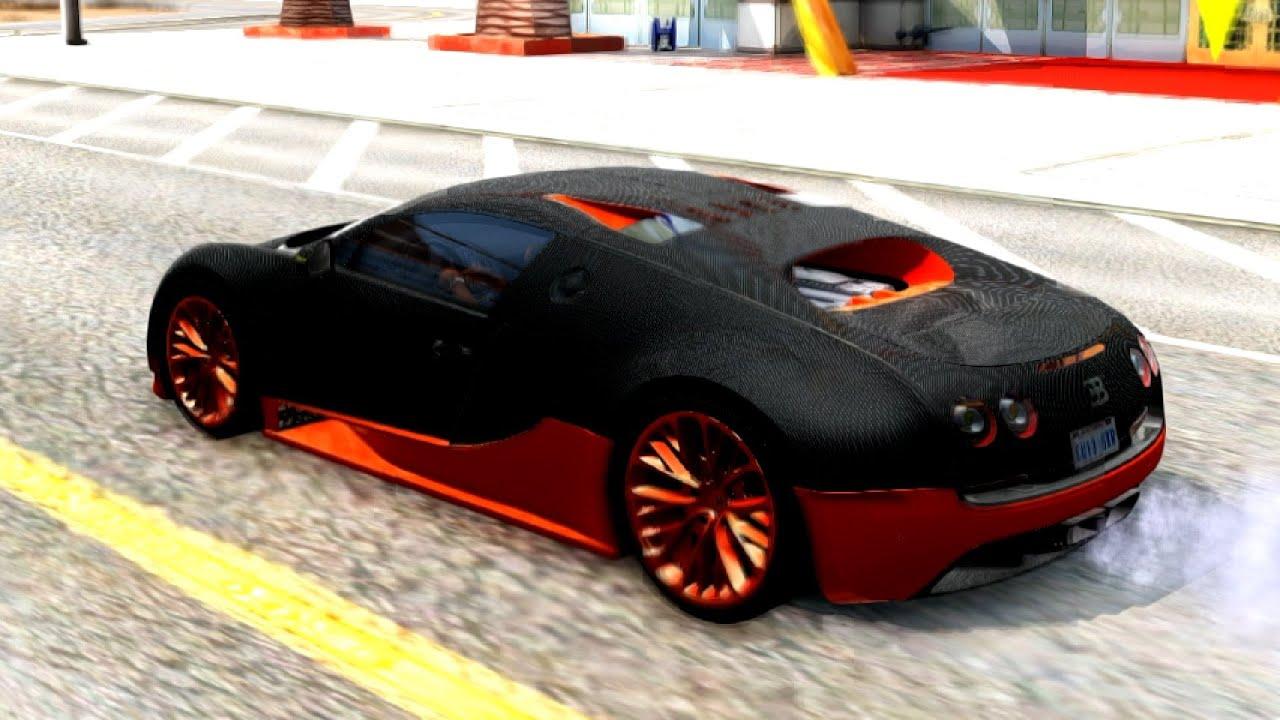 GTA San Andreas   Bugatti Veyron Super Sport World Record Edition