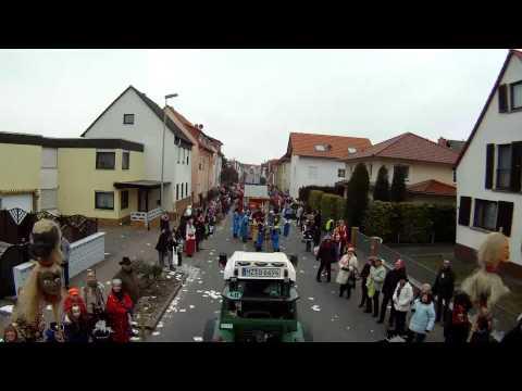 Fastnachtsumzug 2013 In Nieder-Olm