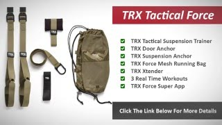 TRX Force Kit :: Review of Tactical Force Suspension Kit