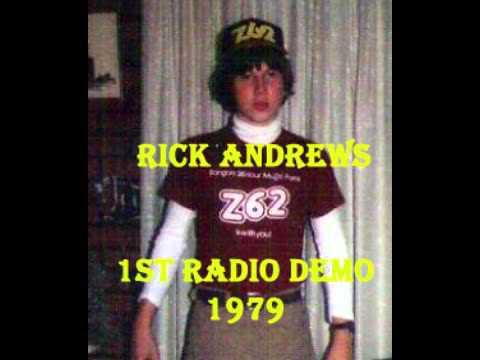 1979 Rick Andrews Radio Demo